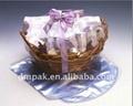 Dome PVC Shrink Bag for Basket