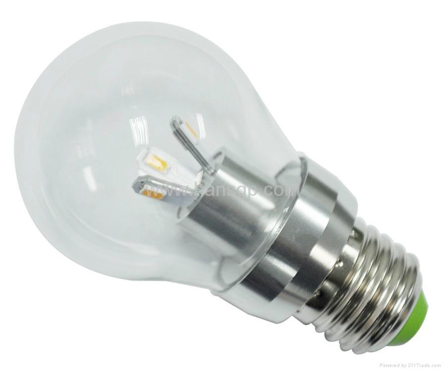 latest E14/E27 3W LED Candle Lamp  3