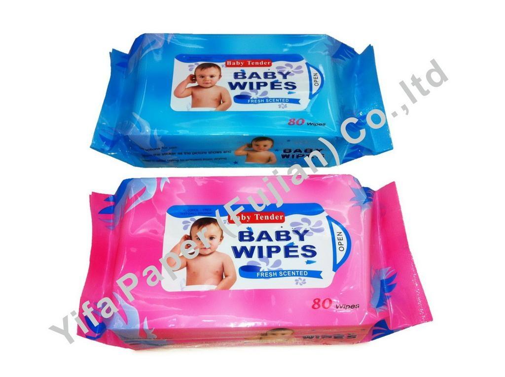 Baby Wet Tissue 2