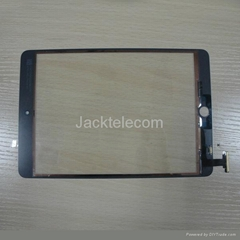 For iPad mini Digitizer touch screen panel
