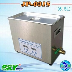 industrial ultrasonic cleaners JP-031S(digital, 6.5L, 1.7gallon)