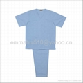 disposable SMS scrub suits  1