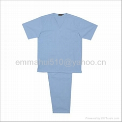disposable SMS scrub suits