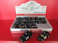 1:32pull back die car 2model assorted with police sound and light 4