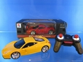 1:18 remote contral car with light,BMW