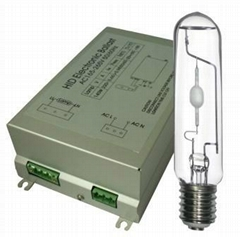 Automatic dimming Radio-frequency lamp (RF lamp)