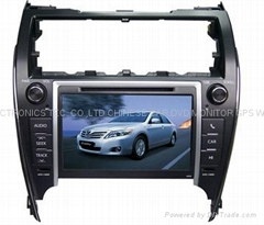 Camry 2012 CAR DVD WITH GPS NAVIGATION IN DASH