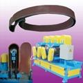 Four Head Levigation Conveyor Wire