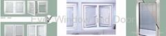 Blind Internal Insulated Glass Window