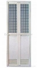 Aluminum Small Folding Door