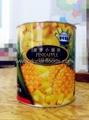 HB牌菠萝小扇块罐头 2