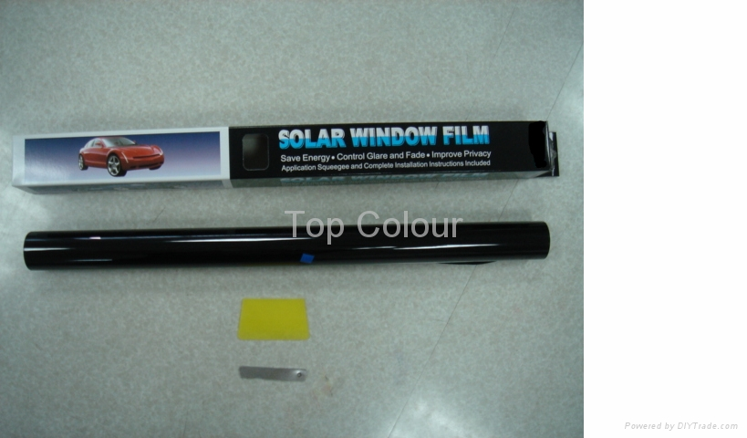 Solar Window Film >> Solar Window Film Diy Kit Bk01 Top Colour Taiwan