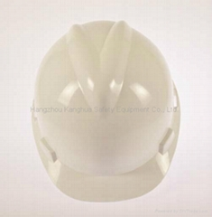 YS-2b-white ABS Safety Helmet(V-gard)