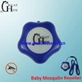 Ultrasonic Vibration Baby Mosquito Repeller 1