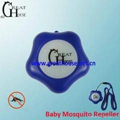 电子超声波BABY驱蚊器