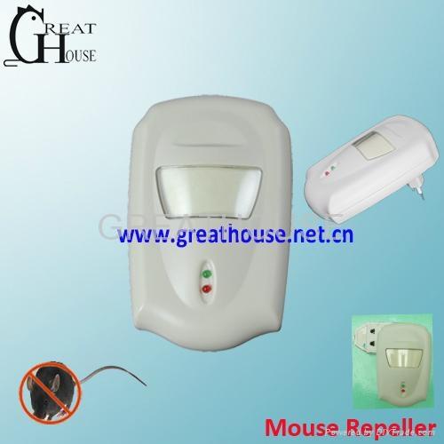 Ultrasonic Sound Mouse Repeller Insert Repeller 1