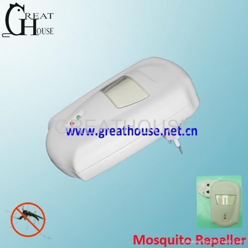 Ultrasonic Sound Mouse Repeller Insert Repeller 3