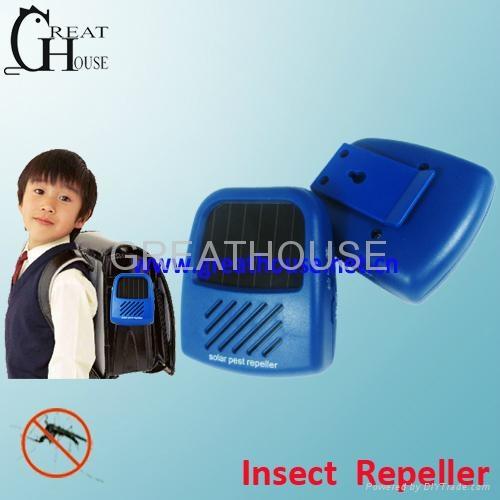 太阳能超声波驱蚊器 1
