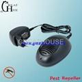 Variable Ultrasonic pest repeller