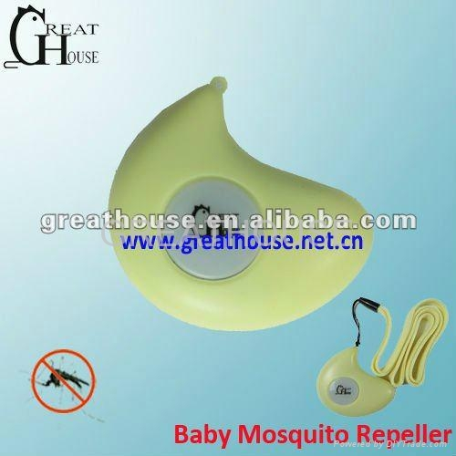 Baby Mosquito Repeller and Decoration 1
