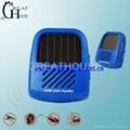 Portable Solar Mosquito Repeller
