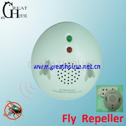 Ultrasonic Fly Repeller Electronic Fly Repeller 1