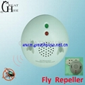 Ultrasonic Fly Repeller Electronic Fly
