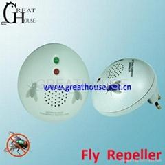 Ultrasonic Fly Repeller