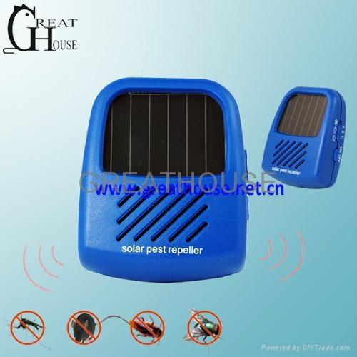 Soar and Ultrasonic Pest Repeller(GH631) 5