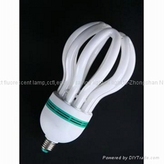 Quality warrany 5U 85w lotus energy saving lamps
