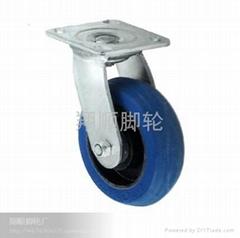重型A型高彈力輪