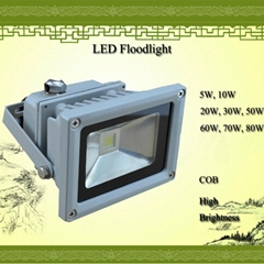 IP66 High Lumen LED Flood Light 100W