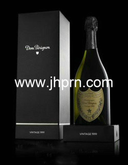Elegant nice top grade France wine paper packaging box 3