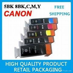 20 x Ink Cartridge PGI 5BK CLI 8 for Canon MP600 MP600R MP610 MP800 PixmaPrinter