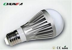 LED6W球泡灯