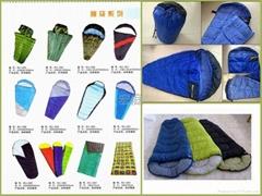 露營保暖睡袋