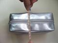 珠光銀色手抓包 2
