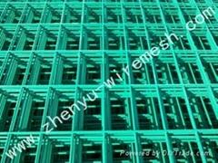 PVC coated Welded Mesh Panel