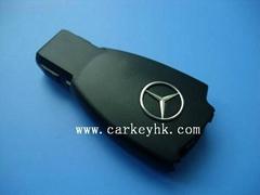 Mercedes Benz smart key cover key case