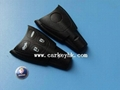 Saab 4 button key fob cover case