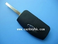 Ford Focus 3 buttons flip key shell 2