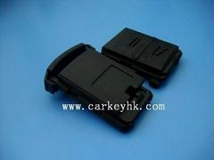 Opel Corsa 2 buttons remote case