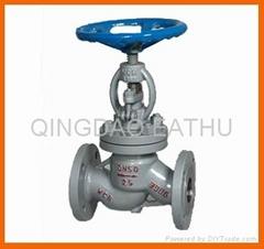Cast ANSI& DIN globe valve