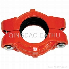 FM&UL Approved Ductile Iron Grooved Fittings and Couplings