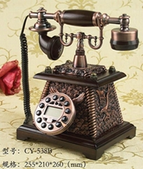 Antique wood telephone-- Shenzhen ODEAN