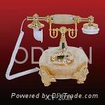 classic jade telephone