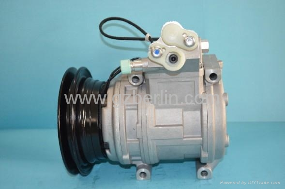 10PA15C Auto Ac Compressor For MITSUBISHI V32,PAJERO 2.5/3.0/.3.5,MR149363
