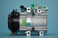 HCC180 Auto Ac Compressor For HYUNDAI