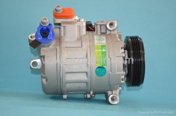 7SEU Auto Ac Compressor For BMW E60 E61 E65