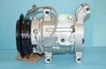 10S11E Auto Ac Compressor For TOYOTA HILUX